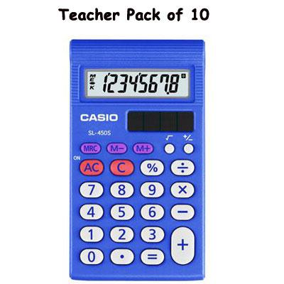 Basic Calculator, Teacher Pack
