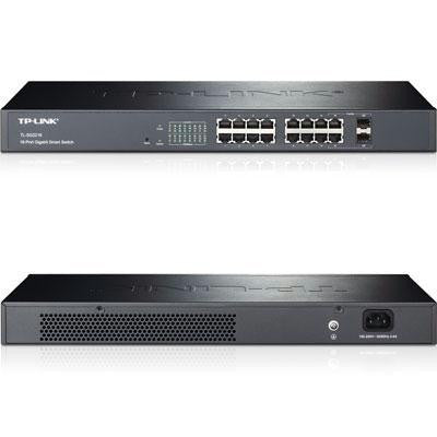 16 Port Gig Smart Switch