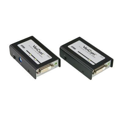 Cat5 DVI Video Extender