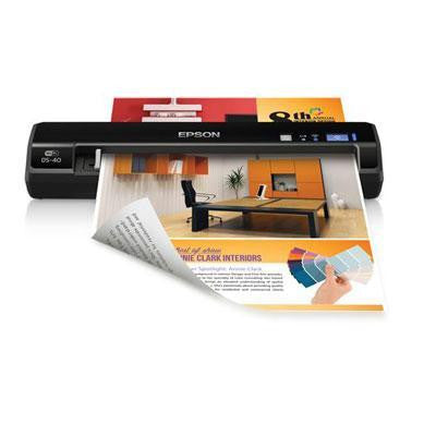 Wf Ds40 Document Scanner