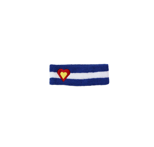 Big Colorado Love Sweatband