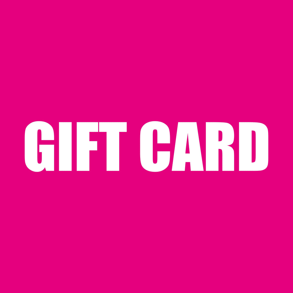 Gift Card - pink is for boys