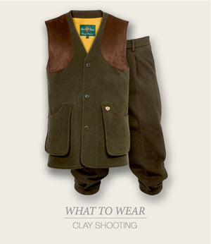 What To Wear Clay Shooting