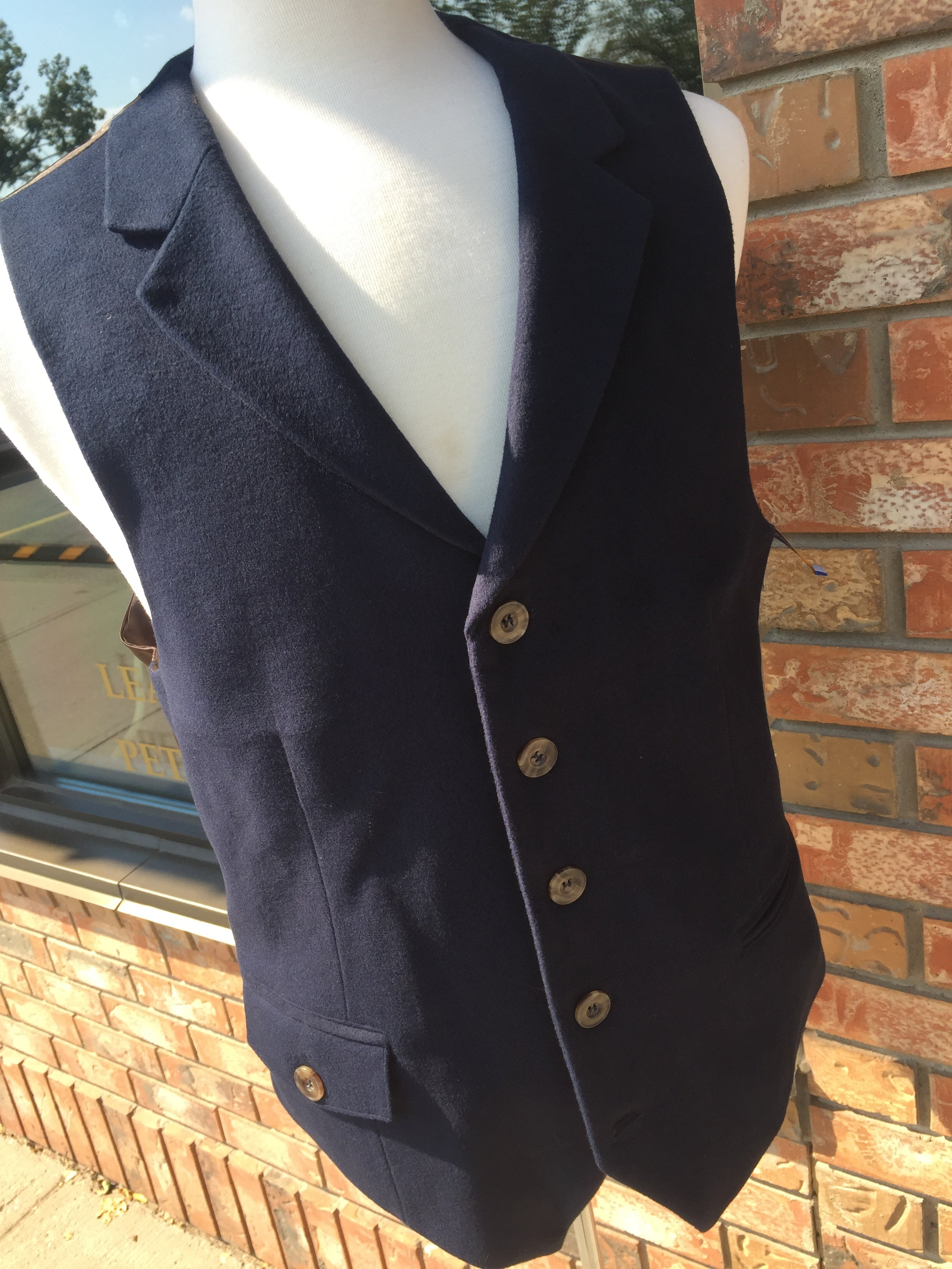 Broadlands Dress Vest