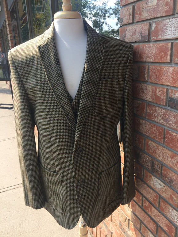 Ainsley Oxford Sports Jacket