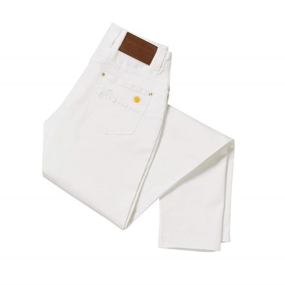 Pampeano Polo White Jean Ladies