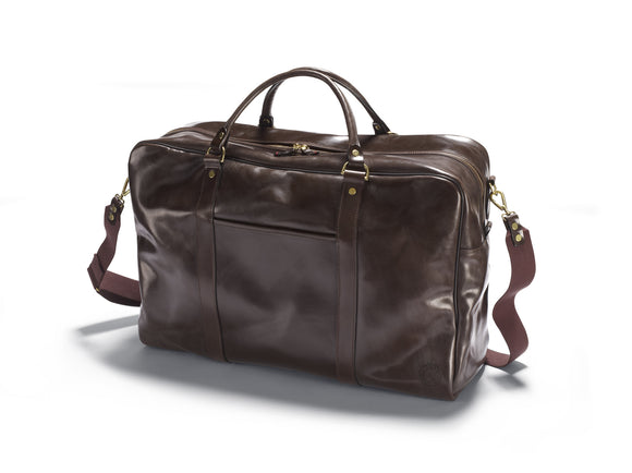 Malton Bridle Leather Holdall