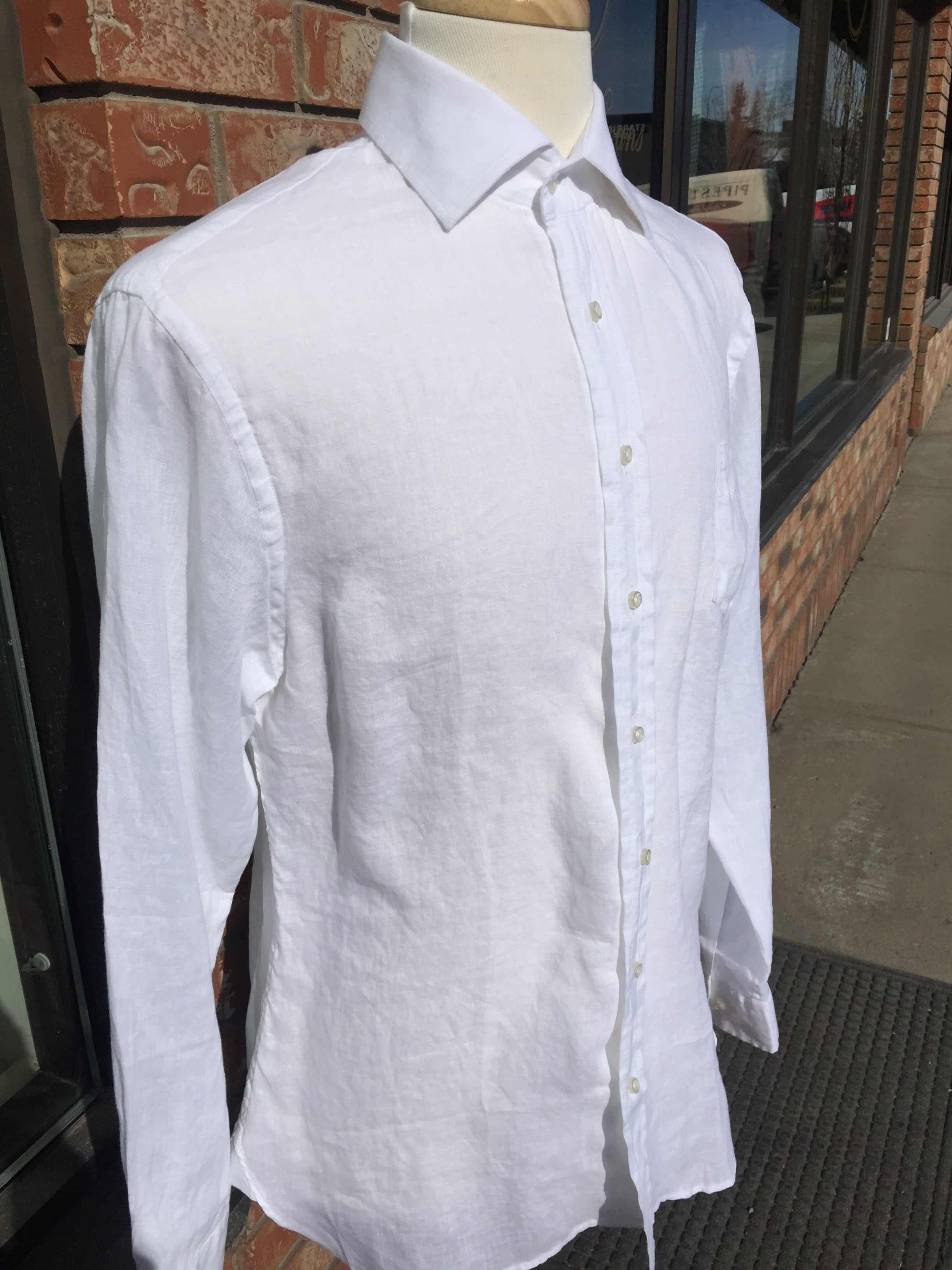 Glenfield Spread Collar Shirt