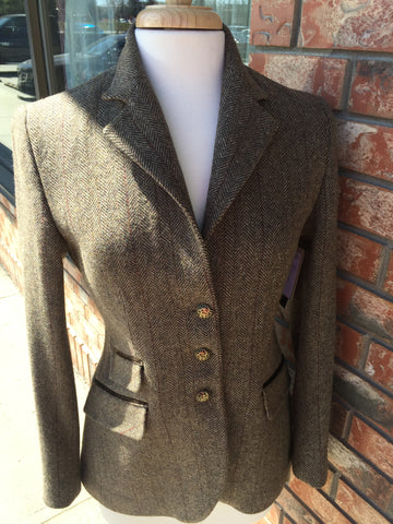 Jacket Hipica Tweed