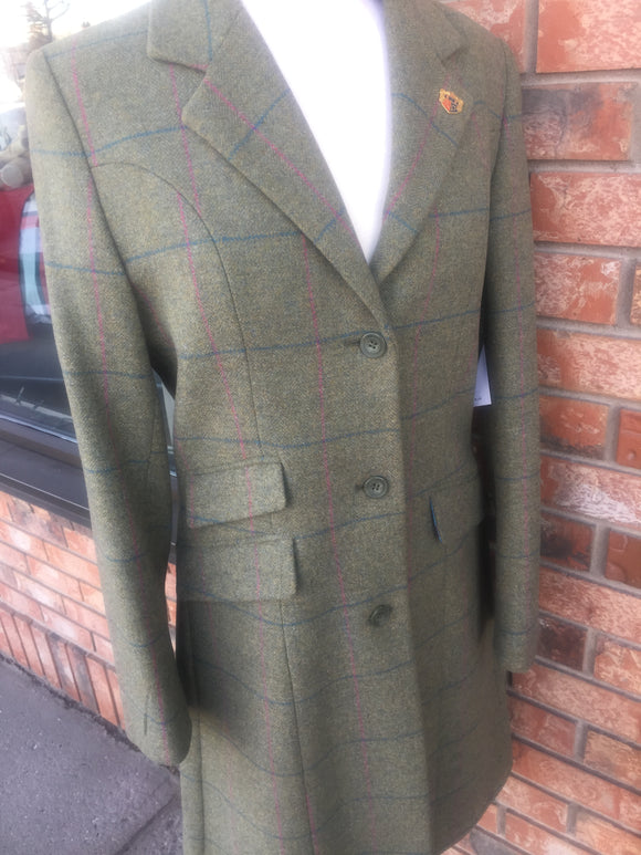 Combrook Mid Length Coat