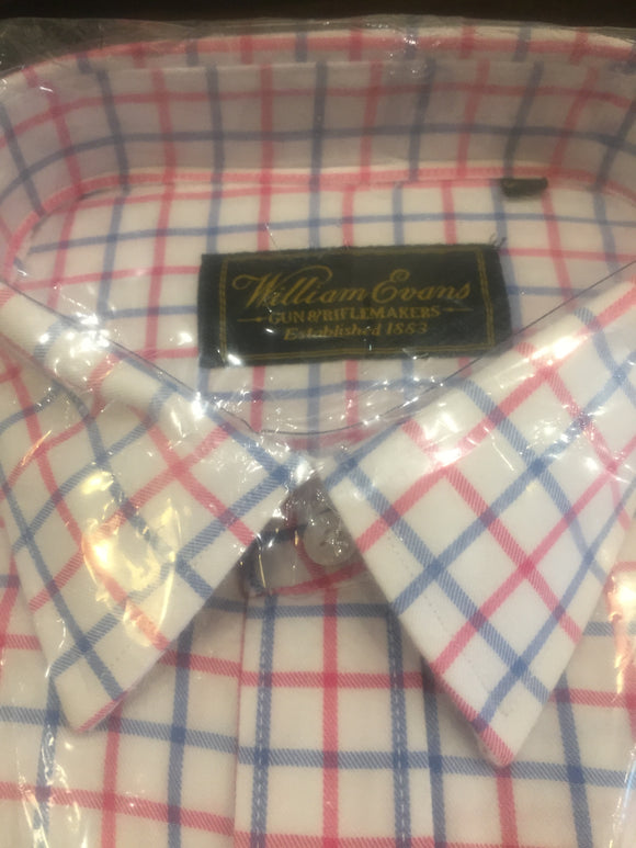 William Evans Country Check Shirt