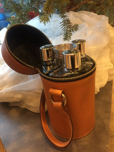 Beier Stainless Steel Flask and Cup Set