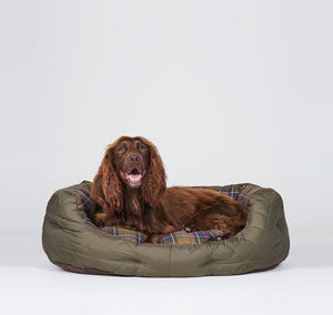 Barbour Dog Bed 24 inch