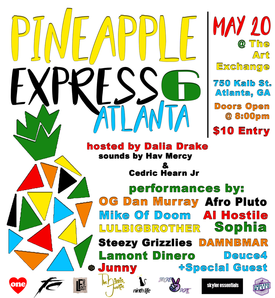 Pineapple Express 6 *updated*