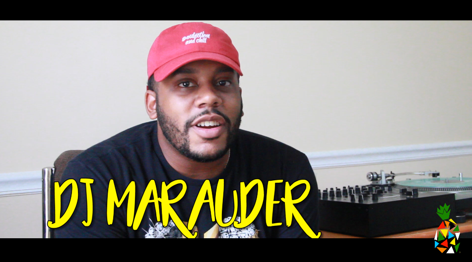 #MediaMondays Season 2 Episode 2! DJ Marauder