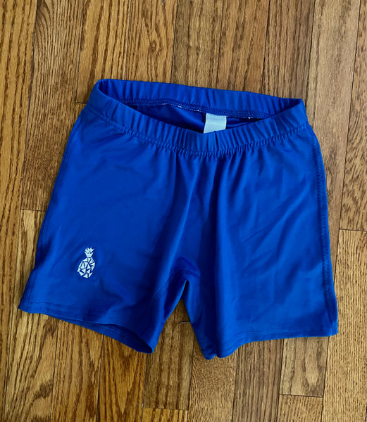 blue px shorts