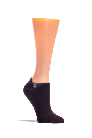 Low - Just Black - Bamboo Socks - blüm