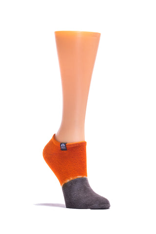 Low - Orange Zest - Bamboo Socks - blüm