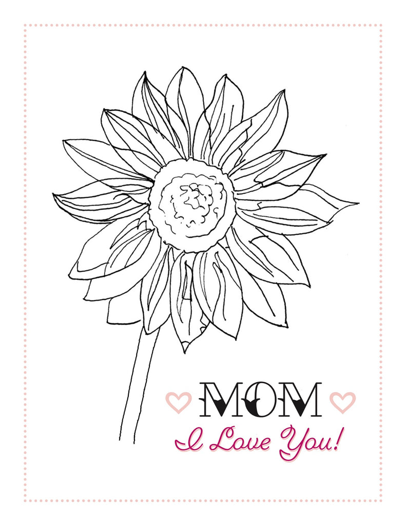 """Mom, I Love You!"" {FREE DOWNLOAD}"