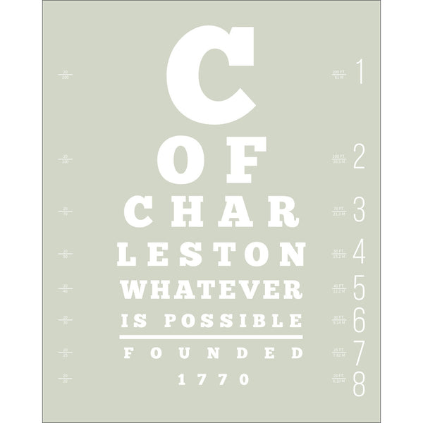 """Whatever is Possible"" Large Lettered GRAPHIC WORD Print"
