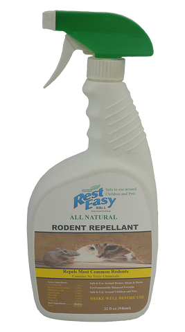 Rodent Repellant - 32 Oz.