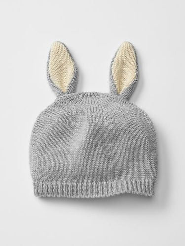 3491d6d2 Baby Sweater Knit Animal- Ear Beanie – Shop The Stand Alone