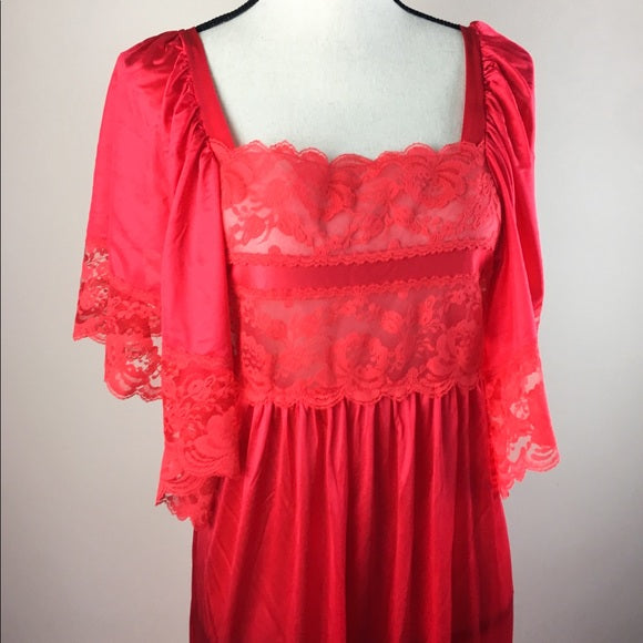Vintage Deena Full Length Nightgown – Shop The Stand Alone 052dbcbb1