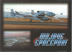 5X7 Mojave Spacecraft Postcard
