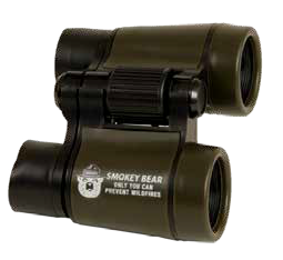 Smokey Youth Binoculars