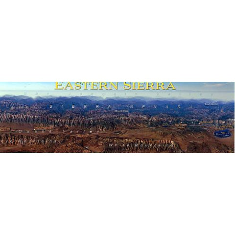 Eastern Sierra Bookmark