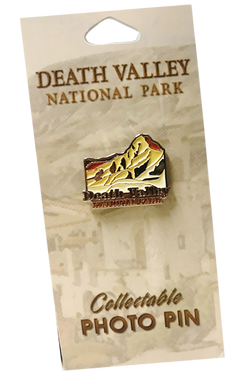 Death Valley Scenic Pin