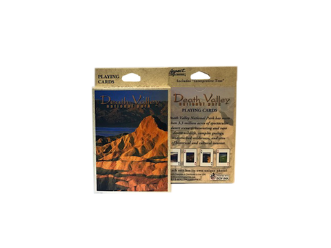 Death Valley National Park Playing Cards