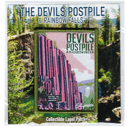 Devils Postpile Patch