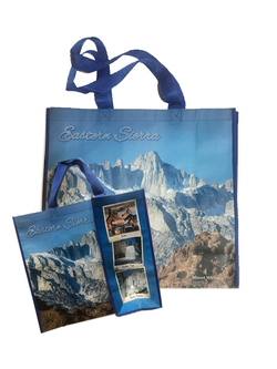 Eastern Sierra Shopping Bag