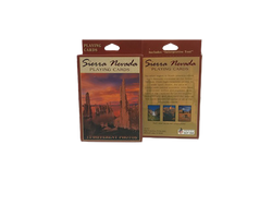 Sierra Nevada Mono Lake Playing Cards
