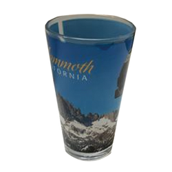 Mammoth Gondola Pint Glass