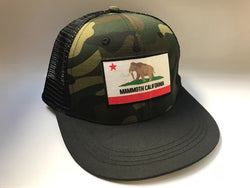Mammoth CA Hat Camo