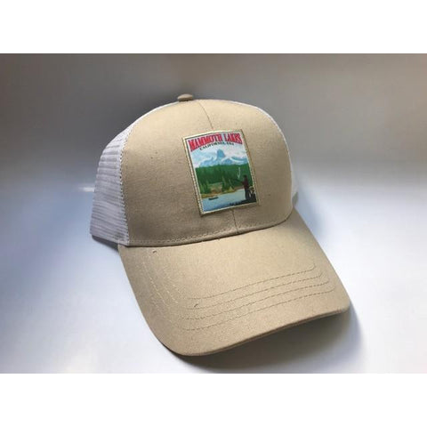 Mammoth Lakes Fishing Hat
