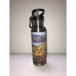 Death Valley Stainless Steel Water Bottle