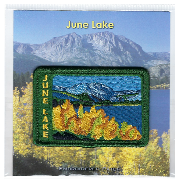 June Lake Scenic Patch