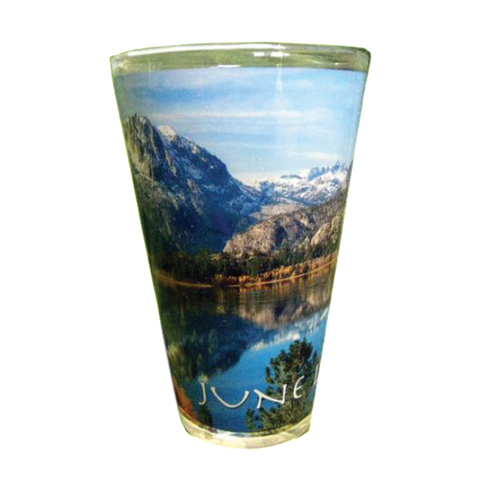 June Lake Pint Glass