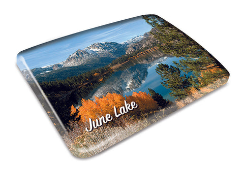 June Lake Dome Magnet
