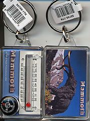 Mammoth Lakes Keychain