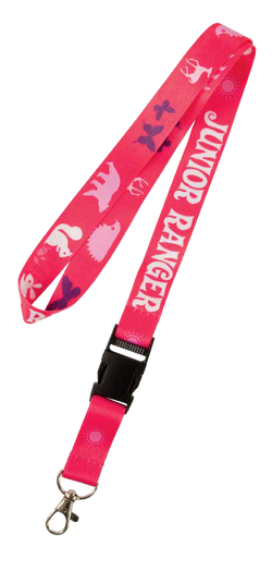 Junior Ranger Lanyard
