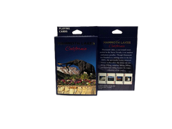 Mammoth Lakes Landmark Playing Cards