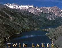 Twin Lakes Magnet