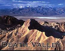 Death Valley Peak Magnet