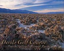 Death Valley Devils Golf Course Magnet-QTY=10