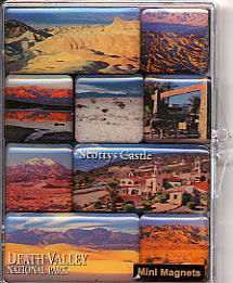 Death Valley Magnet Mini Pack
