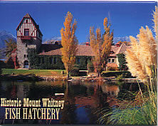 Mt. Whitney Fish Hatchery Magnet